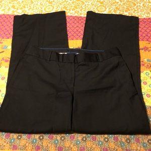 J. Crew Navy Wool Pants Sz 10
